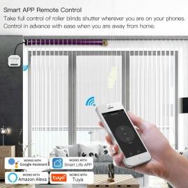 Redőnymozgató relé wifi+rf